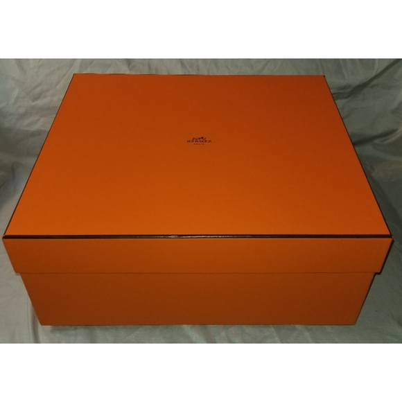 Hermes Other - Authentic Hermes large decorative storage box